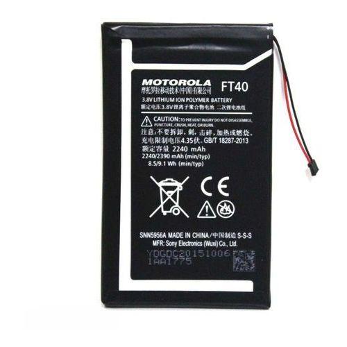 Motorola Moto E - XT1528 / FT40 2240mAh 8.5Wh Li-Polymer 3.8V (oryginalny), FT40