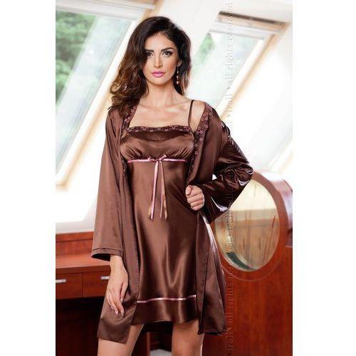 Irall Koszulka nocna model courtney chocolate