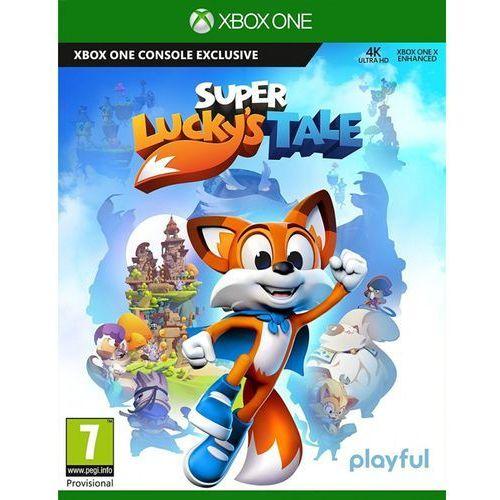 Super Lucky's Tale (Xbox One). Najniższe ceny, najlepsze promocje w sklepach, opinie.