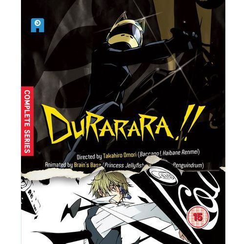 Anime ltd Durarara!! - season 1