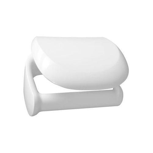 Bisk Uchwyt ścienny na papier toaletowy athena