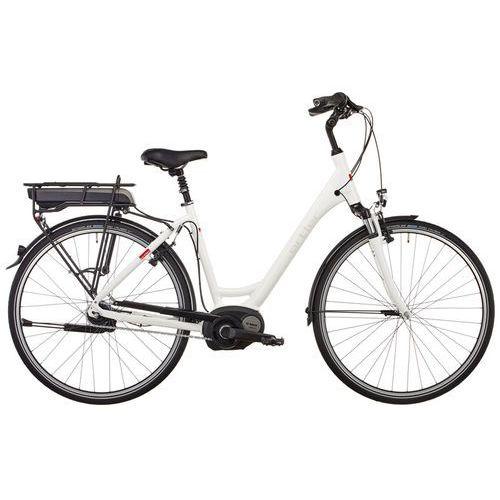 """Ortler wien rower elektryczny miejski wave 7 przerzutek biały 55 cm (28"""") 2017 rowery elektryczne"""