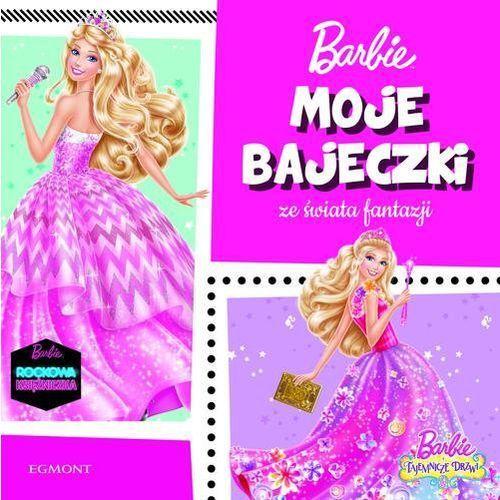 Praca zbiorowa Barbie moje bajeczki ze świata fantazji - jeśli zamówisz do 14:00, wyślemy tego samego dnia. darmowa dostawa, już od 99,99 zł.