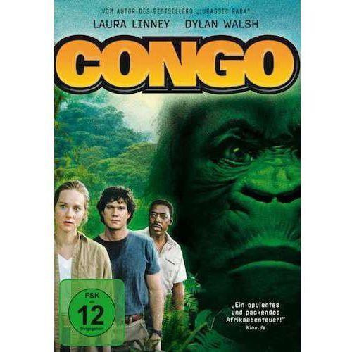 Paramount pictures Kongo [dvd] (4010884508529)