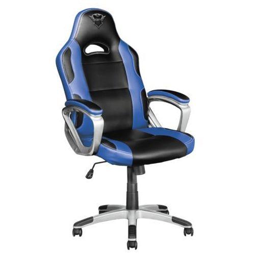Trust krzesło gamingowe gxt 705b ryon niebieskie (8713439232042)