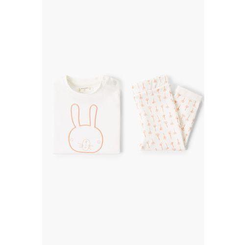 Mango Kids - Piżama dziecięca Bonny 62-80 cm