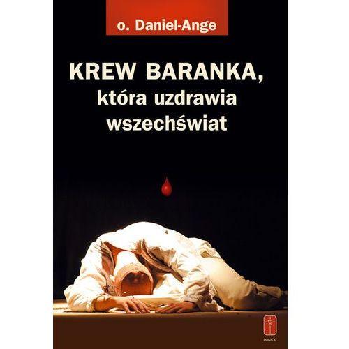 KREW BARANKA, która uzdrawia wszechświat, oprawa miękka
