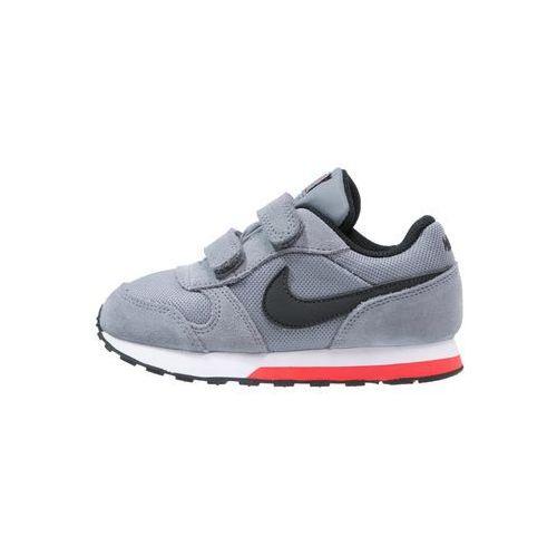 Nike Sportswear MD RUNNER 2 Tenisówki i Trampki cool grey/black/max orange/white z kategorii Buty sportowe dla dzieci