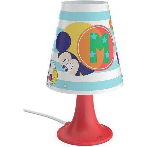 71795/30/16 - lampa stołowa dla dzieci disney mickey mouse led/2,3w/230v marki Philips