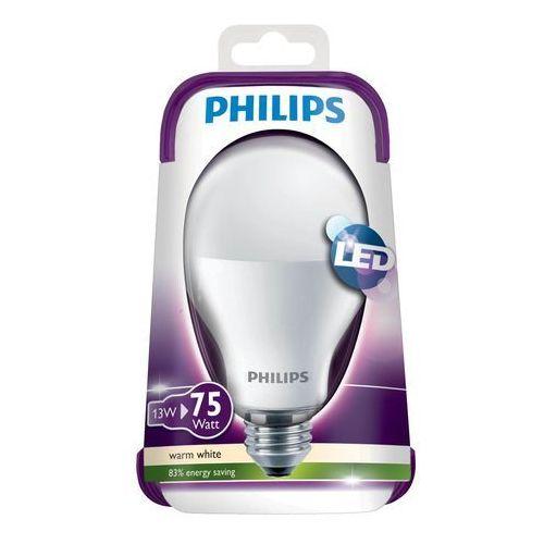 Żarówka led Philips 11-13W (75W) E27 A67 1055lm 2700K