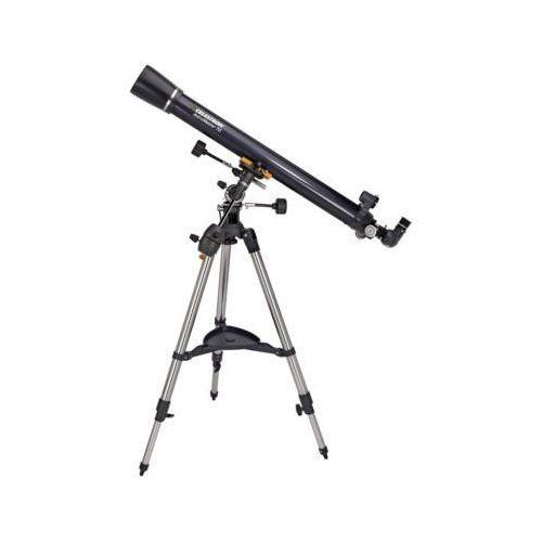 Teleskop CELESTRON Astromaster 70 EQ 199595 (4047443007605). Najniższe ceny, najlepsze promocje w sklepach, opinie.