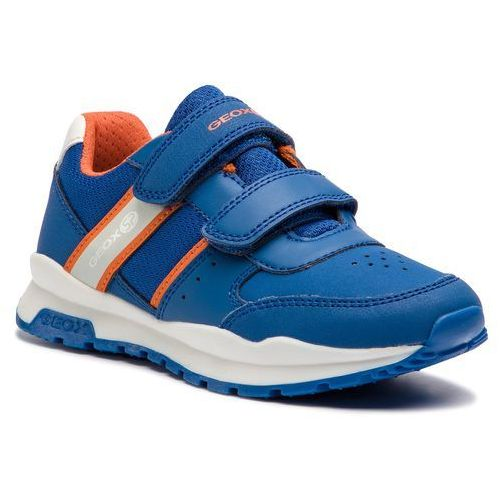 Sneakersy - j coridan b. a j925da 054fu c0685 s royal/orange marki Geox