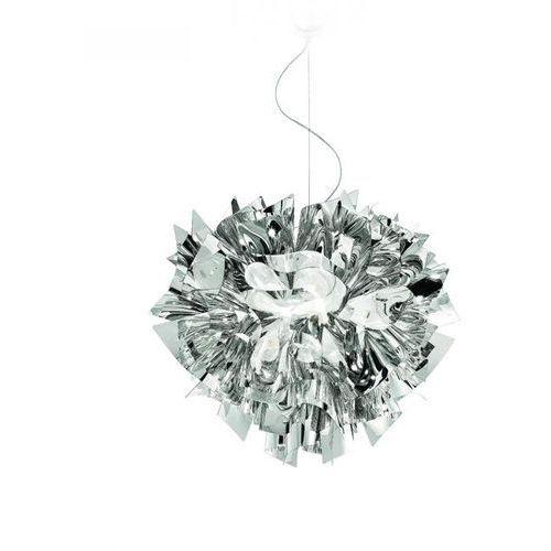 Lámparas slamp Slamp veli lampa wisząca srebrny, 4-punktowe - nowoczesny/design - obszar wewnętrzny - veli - czas dostawy: od 2-3 tygodni (8024727041667)