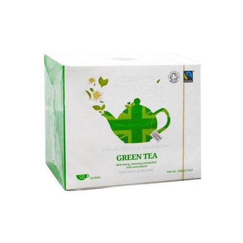 ETS Green Tea 50 saszetek, 3220