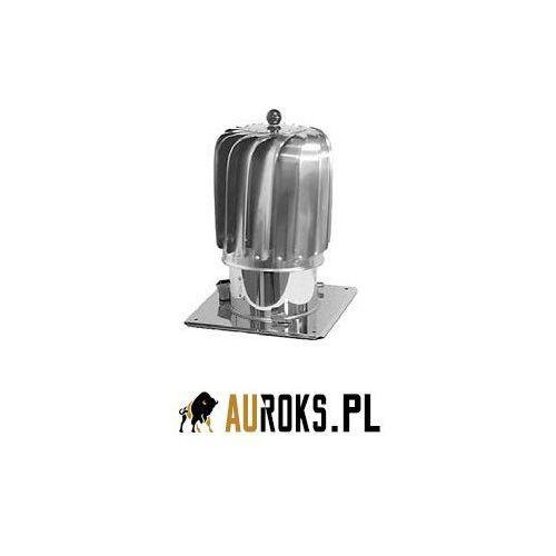 Darco Turbowent tulipan podstawa kwadratowa turbina i dolot bl. chromoniklowa fi 150