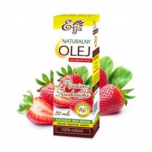 Etja Olej z nasion truskawki 50ml 100% naturalny