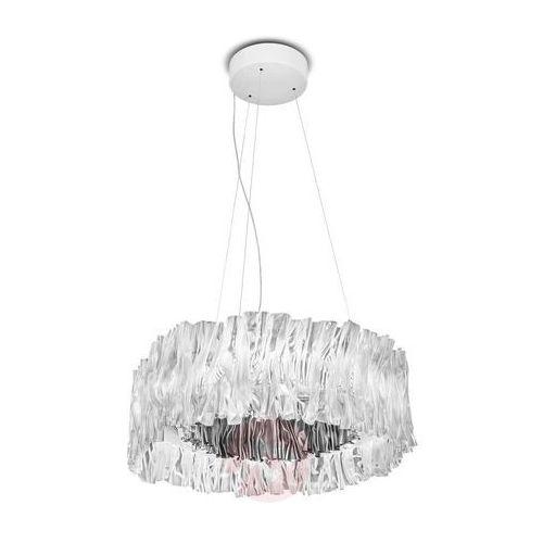 Slamp Accordéon lampa wisząca LED srebrna 3 000 K (8024727080666)