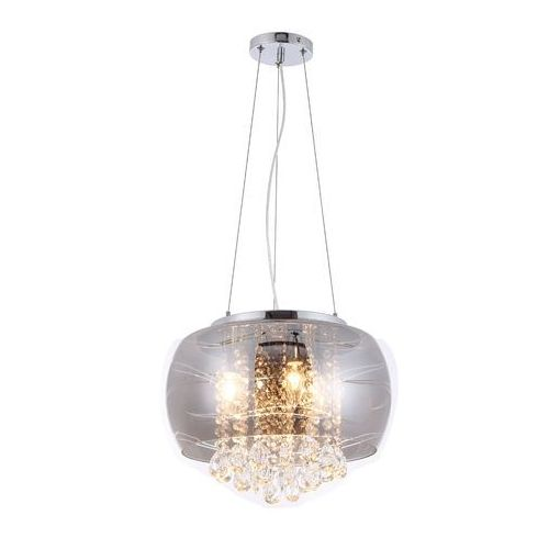 Lampa wisząca Starlight 3 x 40 W E14 chrom, M241