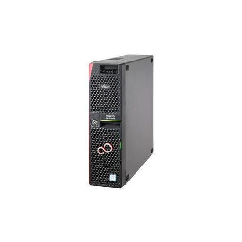 Serwer Fujitsu TX1320 M4 4C(8T) XEON E-2134 3.5GHz + 1x8GB DDR4 + 2x480GB SSD SATA + 5 lat gwarancji w miejscu instalacji, LKN:T1324S0001PL
