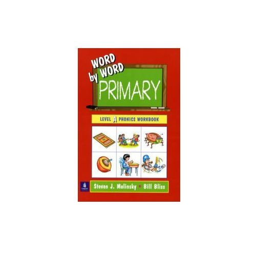 Word by Word Primary Phonics Picture Dictionary, Paperback Level A Workbook (9780130289193)
