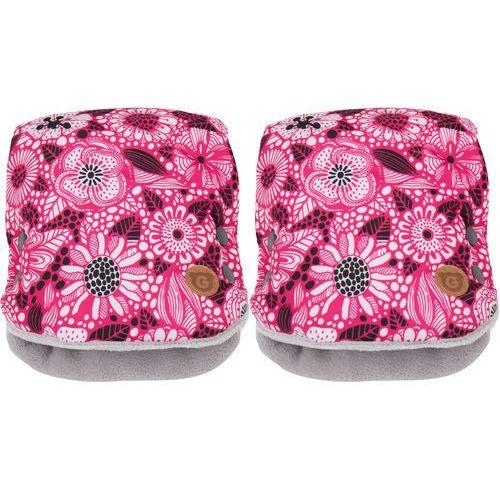 G-mini mufka do wózka jemi (2 szt.), różowa (8592946422791)