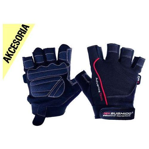 Rękawice na siłownię rękawiczki do ćwiczeń - m bushido akcesoria marki Kelton
