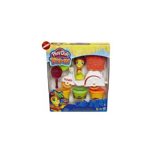 Ciastolina HASBRO Play-Doh Town Mini Pojazdy B5959 WB4
