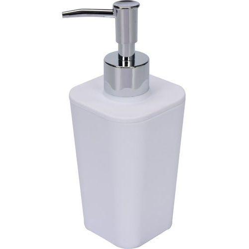 Dozownik na mydło FALA Cuboid Biały