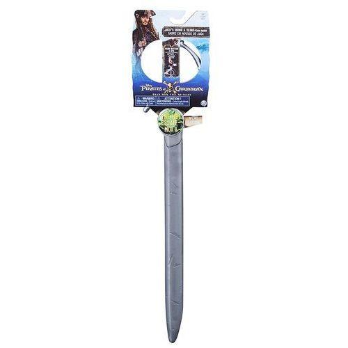 piraci z karaibów wirujący miecz jacka sparrowa marki Spin master