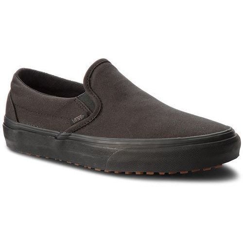Tenisówki - classic slip-on u vn0a3mudqbx (made for the makers) bla marki Vans