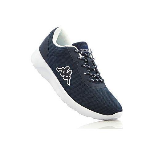 Sneakersy Kappa bonprix ciemnoniebieski, kolor niebieski