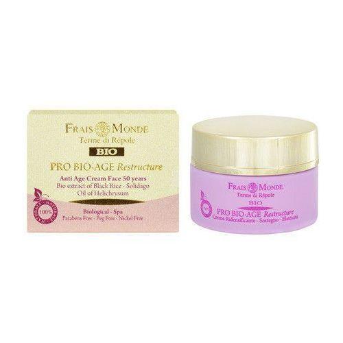 Frais Monde Pro Bio-Age Restructure AntiAge Face Cream 50Years krem do twarzy na dzień 50 ml dla kobiet