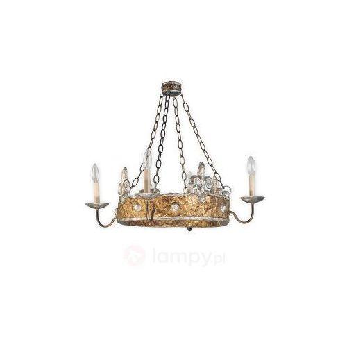 Elstead Niezwykły żyrandol crown (5024005599203)