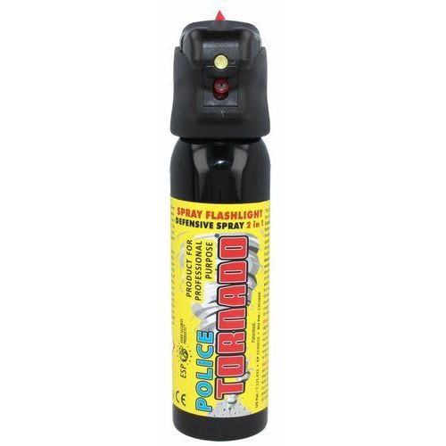 Gaz pieprzowy esp police tornado led 100ml (sfl-01-100) marki Esp - euro security products