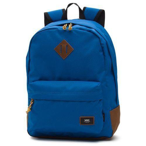 Plecak - old skool plus backpack delft-toffee (o78) rozmiar: os marki Vans