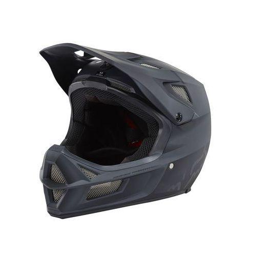 rampage pro carbon kask rowerowy mężczyźni czarny 61-62 cm 2018 kaski rowerowe marki Fox