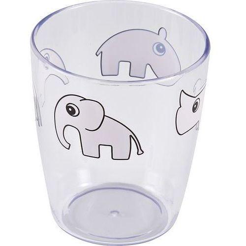 Szklanka yummy mini glass różowa marki Done by deer
