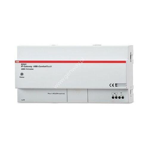 Abb bramka ip abb welcome (83341-500) 83341-500 - autoryzowany partner abb, automatyczne rabaty.