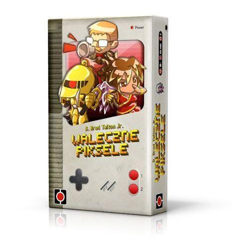 Portal games Waleczne piksele gra karciana