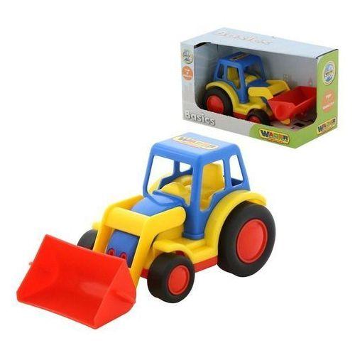 Basics Traktor z ładowarką pudełko