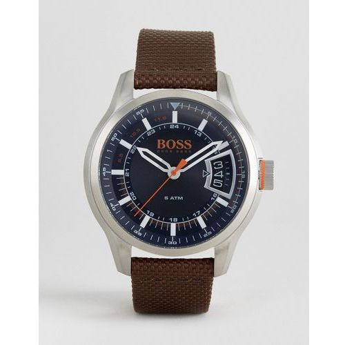 BOSS Orange By Hugo Boss Hong Kong Sport Watch In Brown 1550002 - Brown