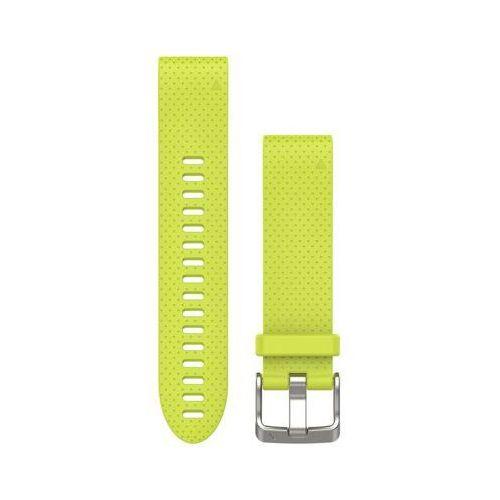 Pasek do zegarka sportowego fenix 5s rozmiar normalny żółty 010-12491-13 marki Garmin