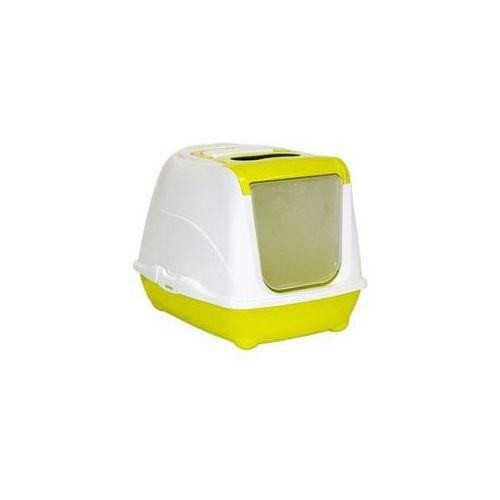YARRO Toaleta FLIP nr 2 z filtrem i łopatką, kolor fun, 45x58x42cm - kiwi (jasny zielony) | Darmowa dostawa