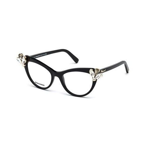 Dsquared2 Okulary korekcyjne dq5213 001