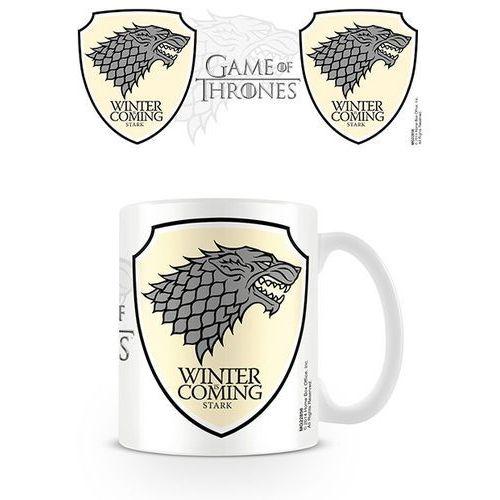 Kubek ceramiczny Gra o tron (Stark)