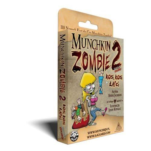 Munchkin Zombie 2 Kosi, Kosi Łapci, 9A40-498C8