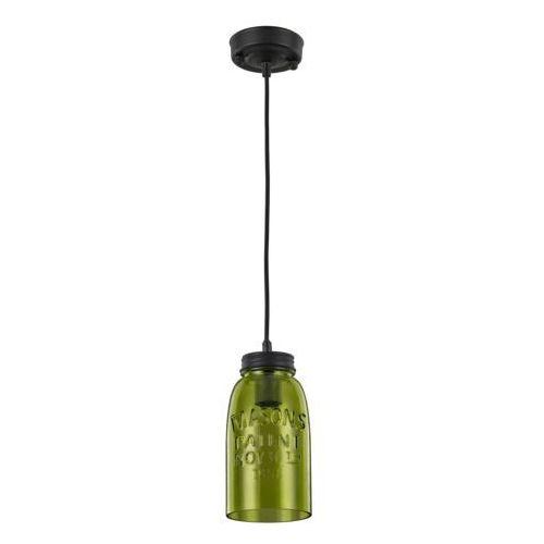 Lampa wisząca LIGHT PRESTIGE LP-42086/1P Vasto Zielony + DARMOWY TRANSPORT! (5907796365137)
