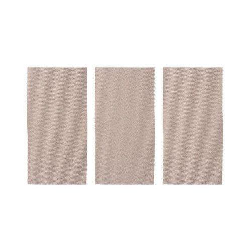 Papier ścierny siatka rzep p120 230 x 115 mm 3 szt. marki Dexter