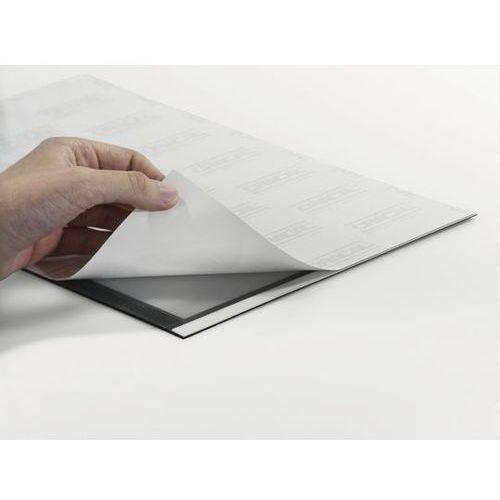Ramka samoprzylepna magaframe - 4871, a5/2szt. czarna marki Durable