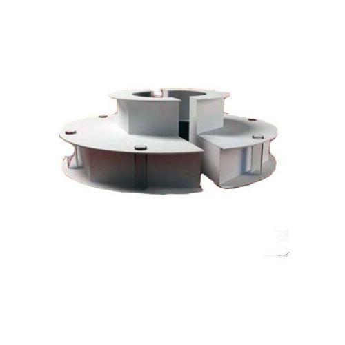 Optimal Podest do fontanny czekoladowej cf88 pro | śr.1000x(h)290mm